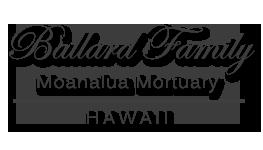 Ballard Family Moanalua Mortuary